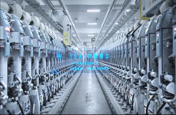 紡織行業—企業宣(xuan)傳片